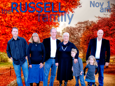 (Postponed) The Russell Family @ NPPBC | Maryville | Tennessee | United States